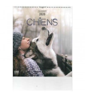 Calendriers chiens 2020